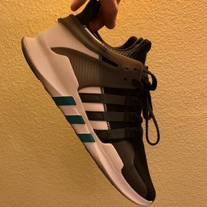 Adidas Men EQT Black/Green